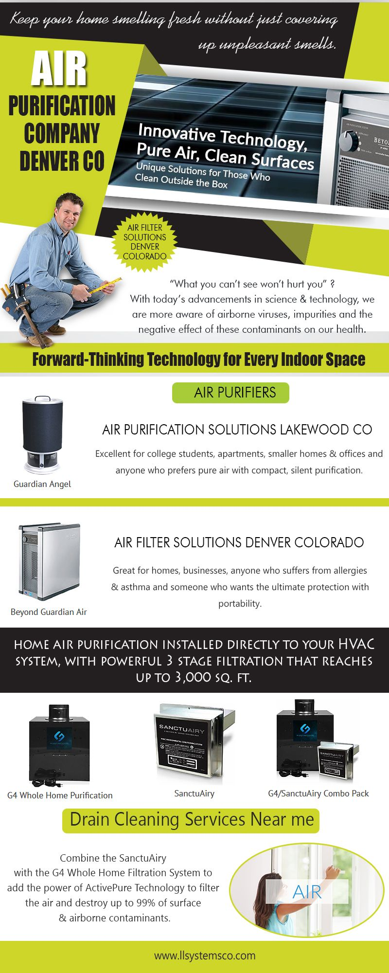 Water Filtration Purification Systems In Colorado Purification Pure Air Air Purification