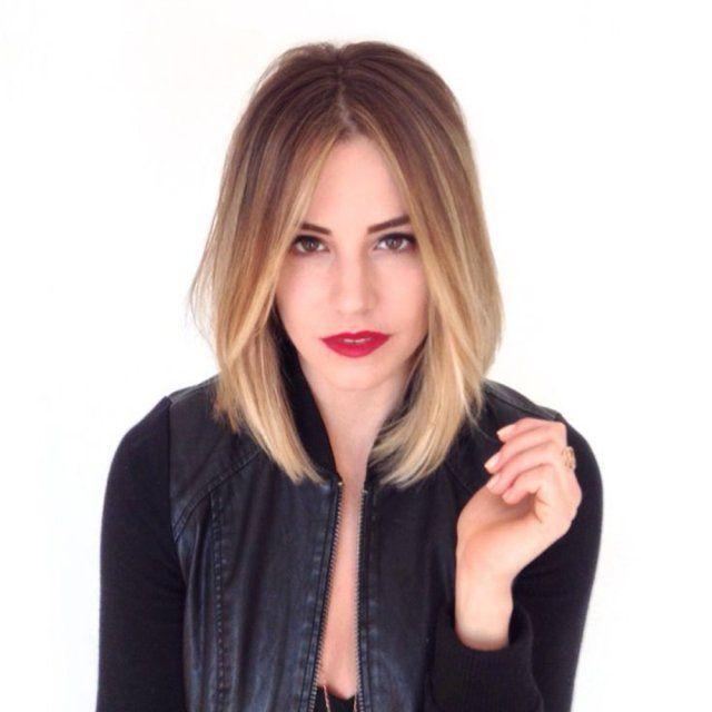 Coiffure 10 Idées De Carré Hair Pinterest Hair Hair Styles