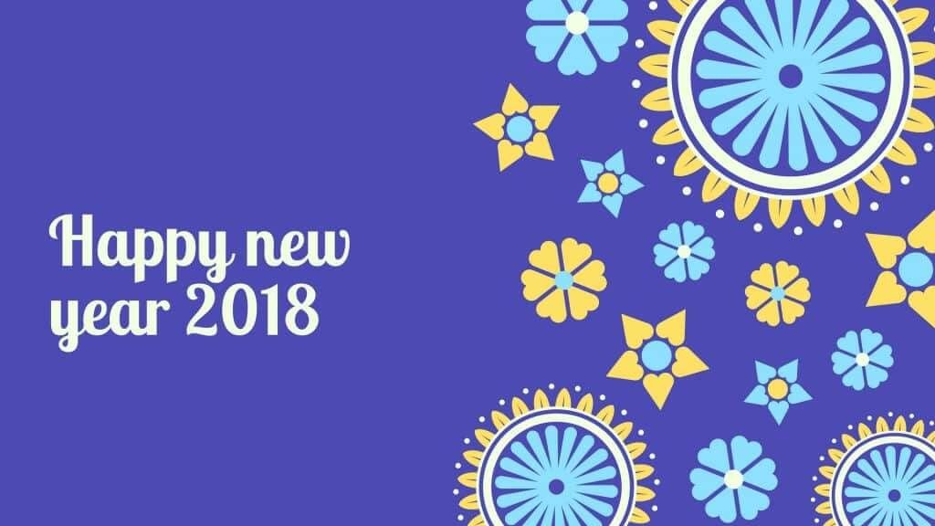 High Quality Advance Happy New Year 2018 Images Download U2013 {HD*} New Year Wallpapers ,