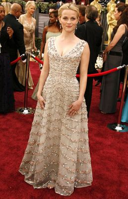 reese witherspoon vintage dress at the oscars