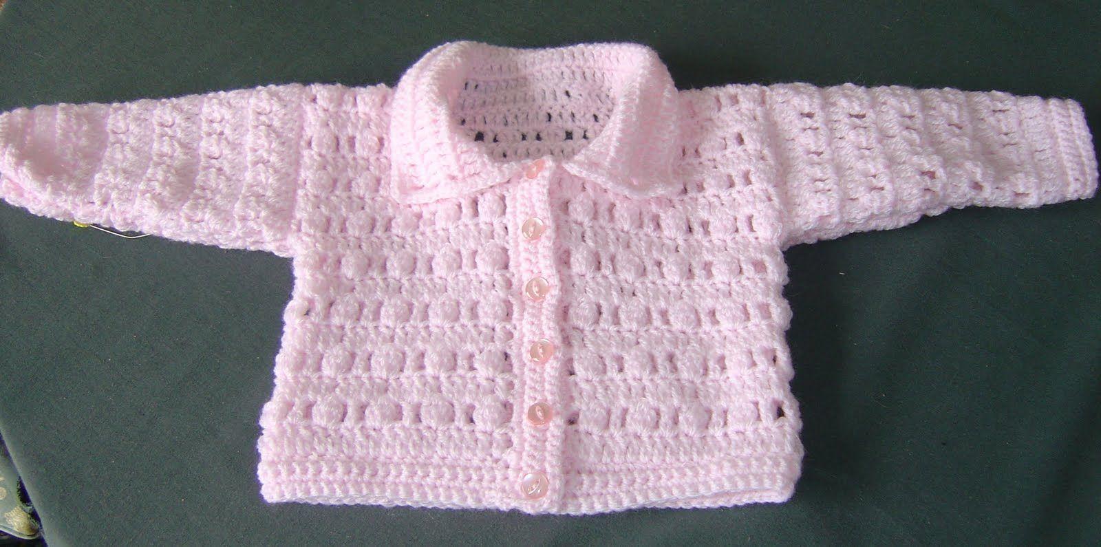 Free Crochet Baby Dress Patterns | Enthusiastic crochetoholic: Pink ...