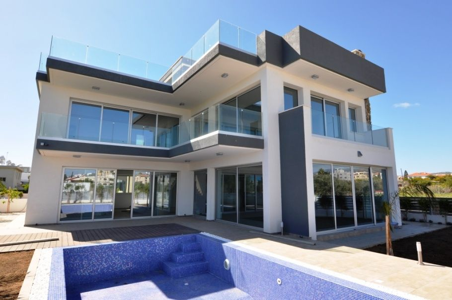Property for Sale in Limassol, Luxury 5-bedroom House, Price