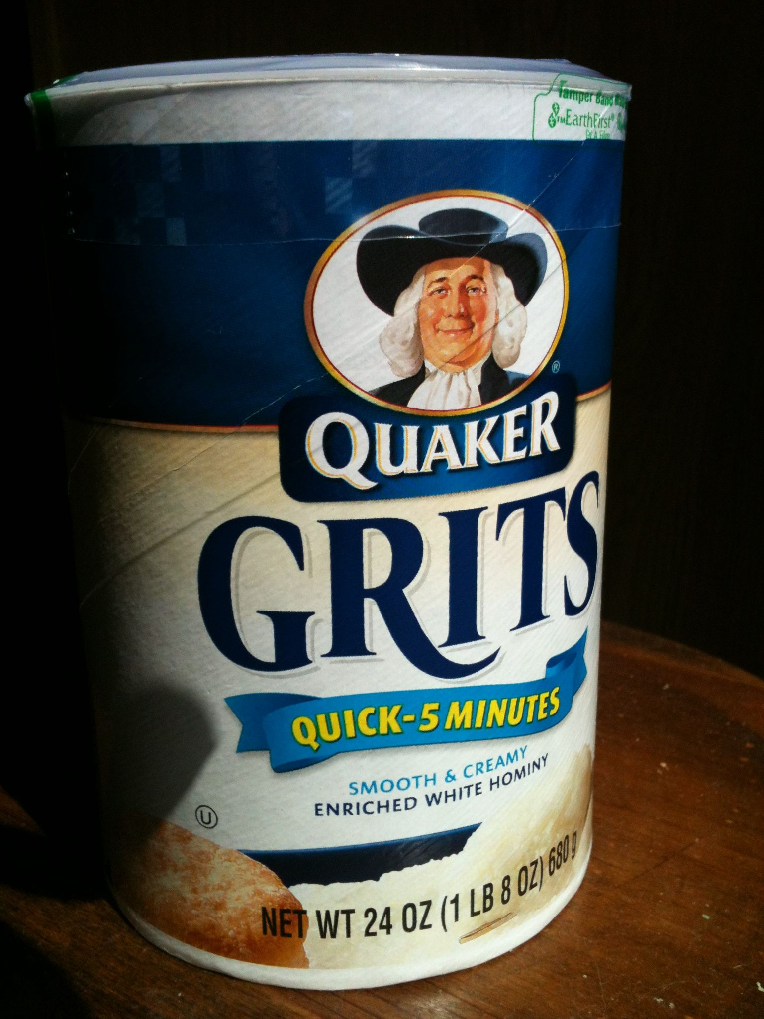 Grits a natural ant hill destroyeri put this is the