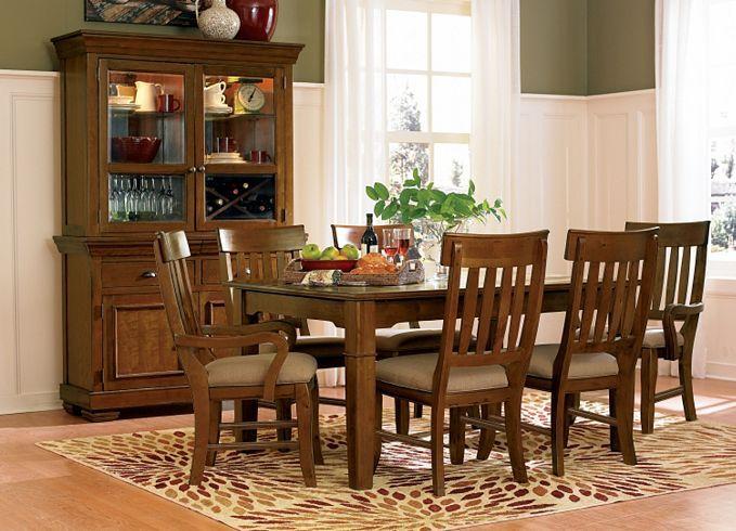 DiningKitchen Furniture Sonoma Valley Leg Table