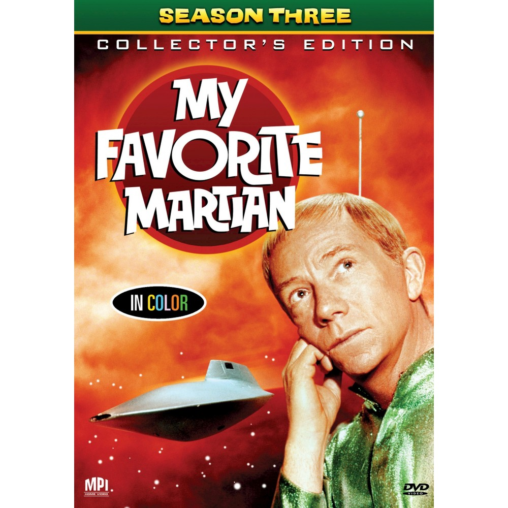 My Favorite Martian: Season Three [5 Discs]