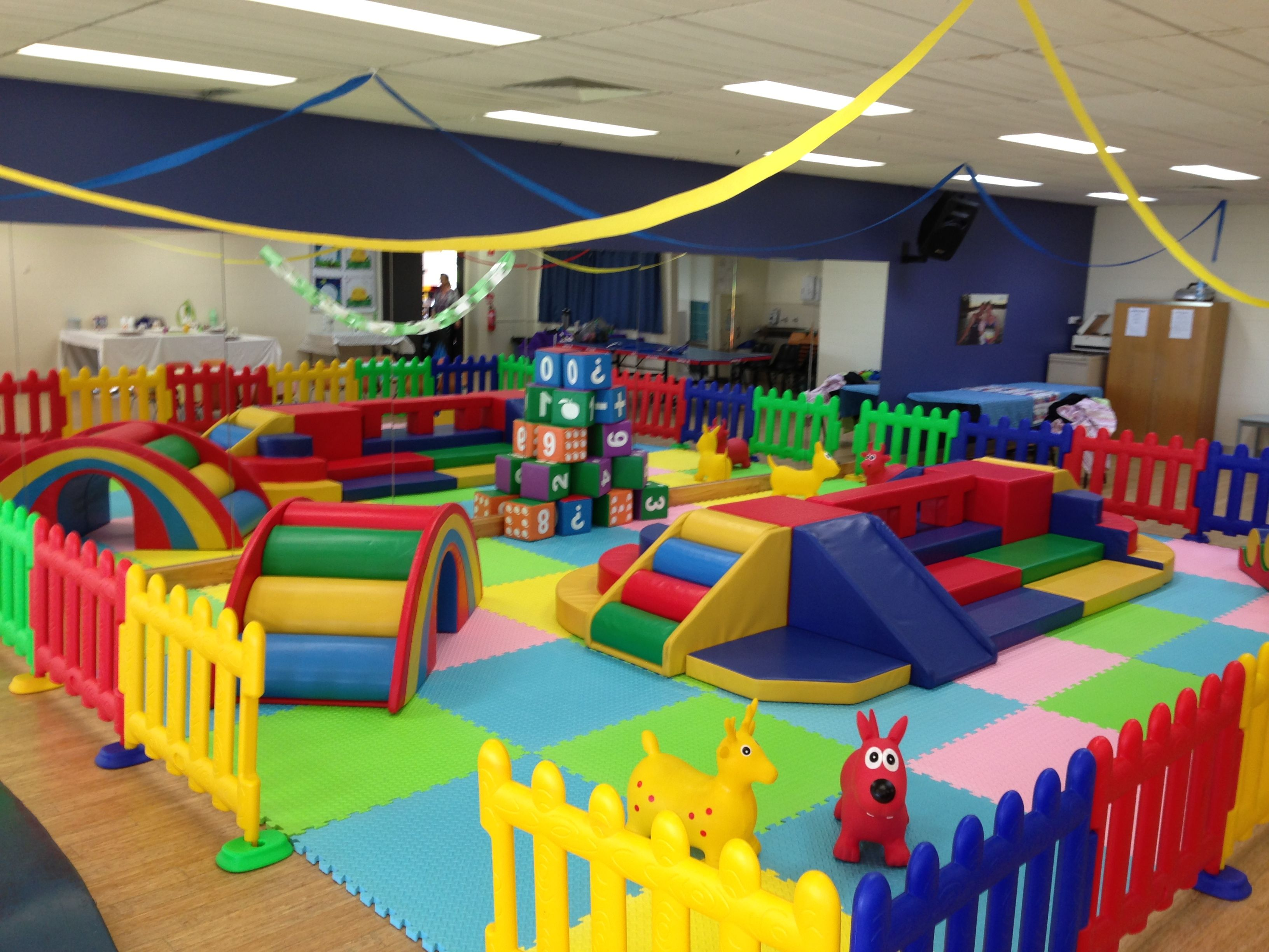 Soft Play Gyms Chinquapin