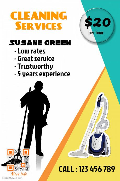 Cleaning services flyer - Professional design http\/\/www - cleaning services resume