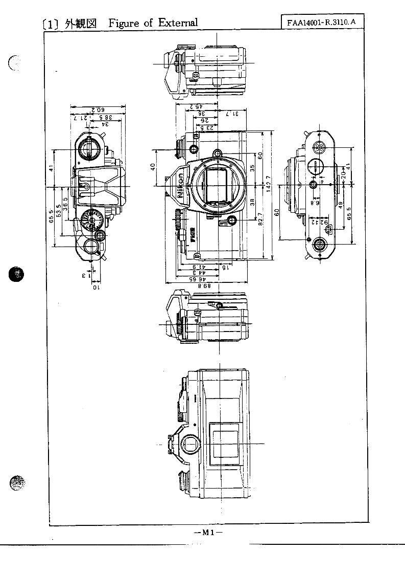 Nikon D60 DSLR User Manual Instruction Manual User Guide (PDF)