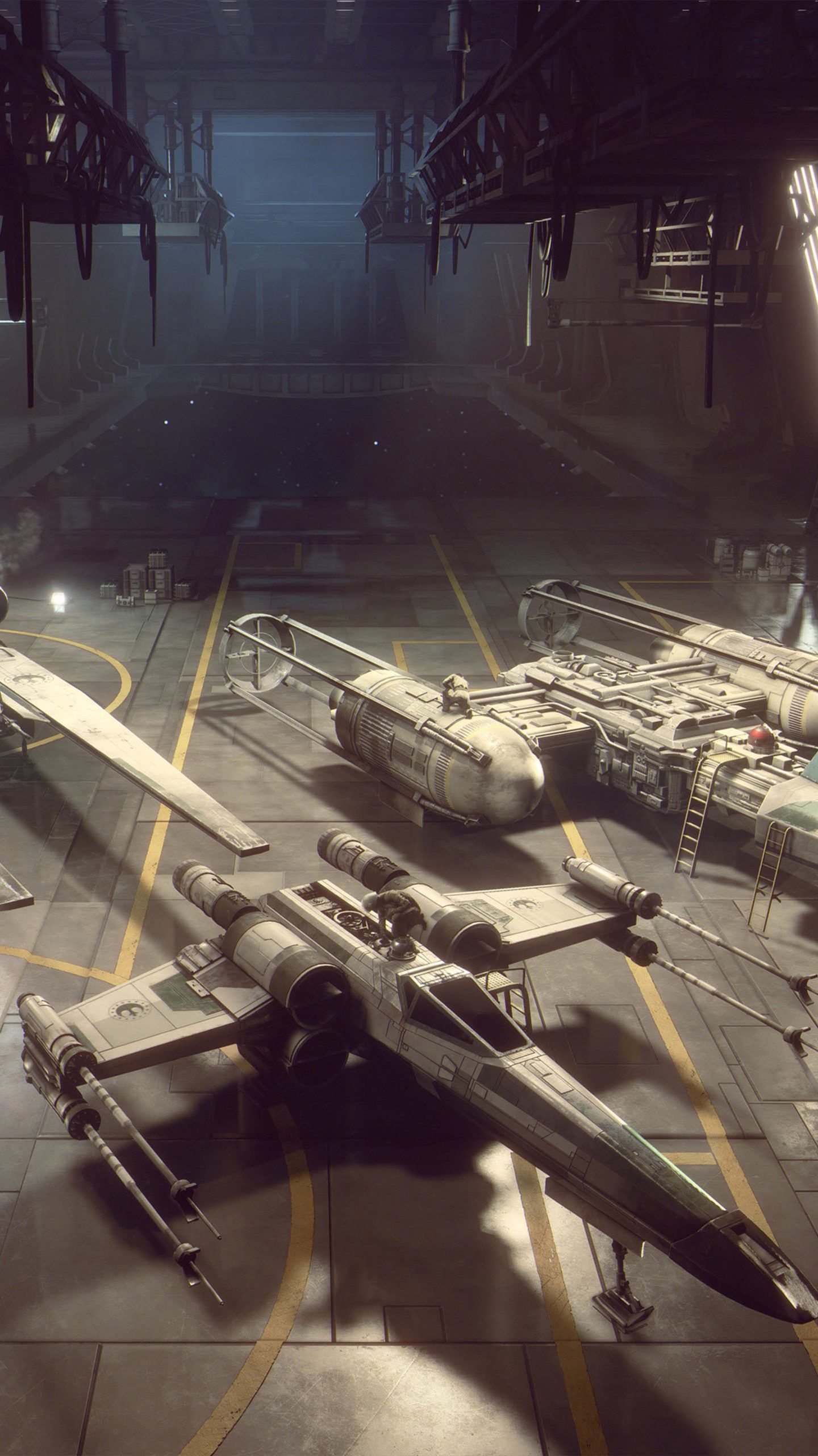 Spaceships Star Wars Squadrons 4k Ultra Hd Mobile Wallpaper In 2020 Star Wars Mobile Wallpaper War