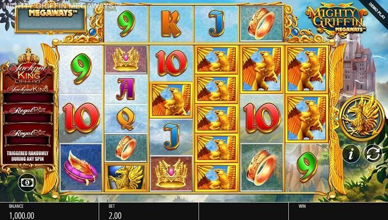 Spiele Mighty Wilds - Video Slots Online