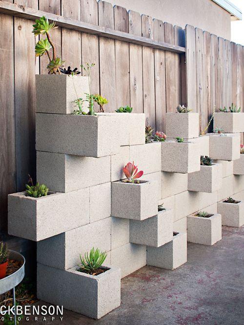 Explore Cinder Block Garden, Cinder Blocks And More!