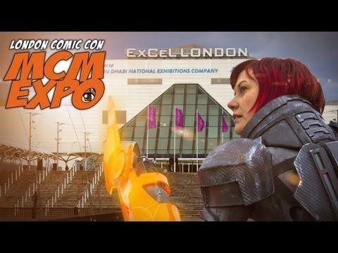 London Comic Con 2012 Friki Version