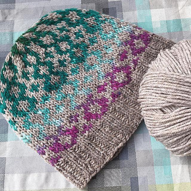 Gambit | Hat knitting patterns, Afghan crochet patterns ...
