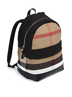 Burberry Kid S Tiller Backpack Sophia My Little Fashionista