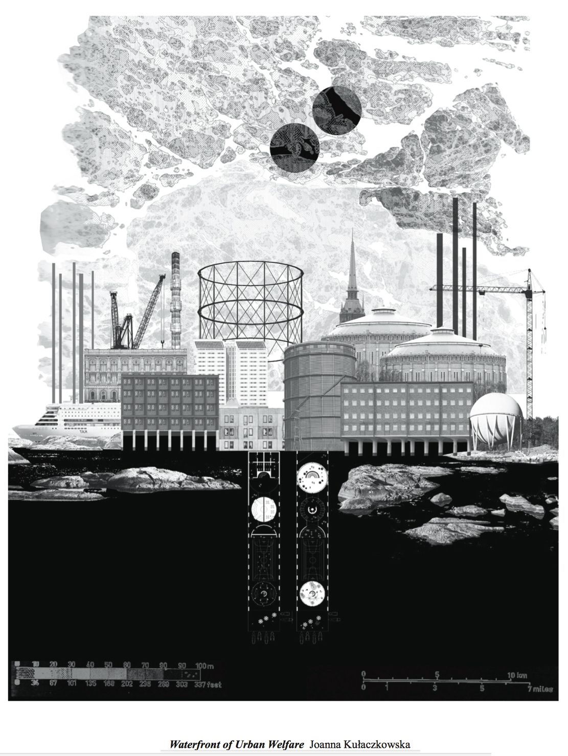 Perceiving The Site Promiscuous Assemblages Waterfront Of The