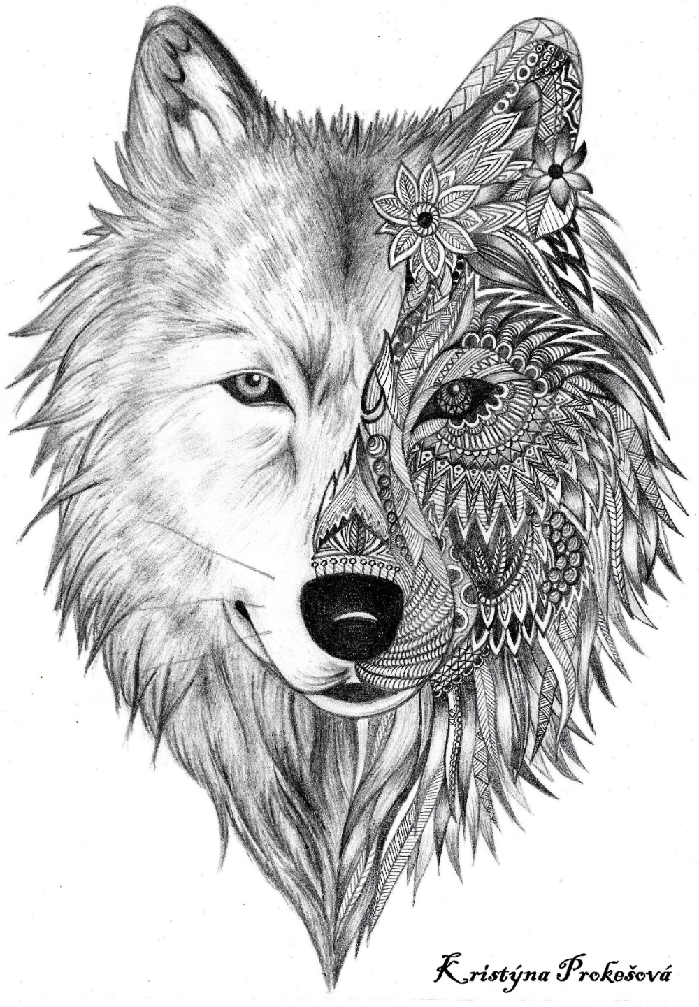 Wolf Face Drawing Google Search Wolf Tattoos Wolf Tattoo Wolf Tattoo Design