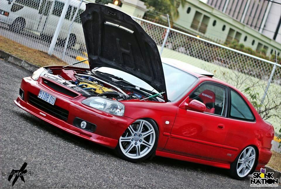 Tuning Honda Civic Ej Coupe Tuning 11 Honda Civic Vtec Honda Civic Honda Civic Ex