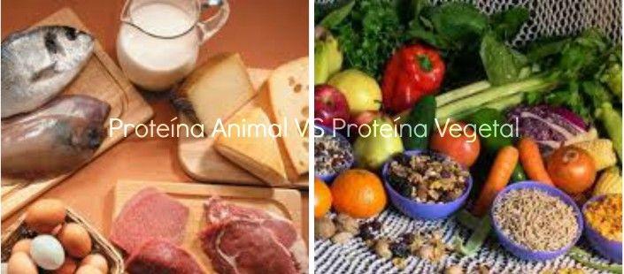 Diferencia Entre Las Proteínas Vegetales Y Animales Proteina Vegetal Vegetales Nutrición