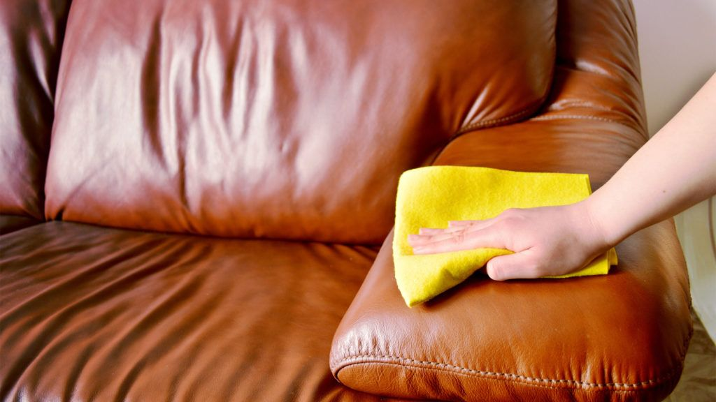 Don T Rinse And Repeat 6 Household Items You Should Never Clean With Water In 2020 Cleaning Leather Sofas Cleaning Leather Couch Faux Leather Sofa