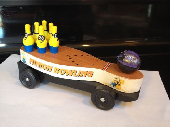 pinewood derby car - Pinewood Derby Car Design Ideas
