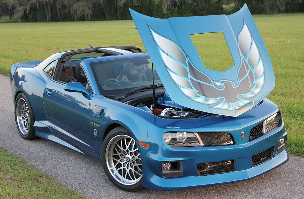 2016 Pontiac Trans Am Firebird Review Engine and Price  http