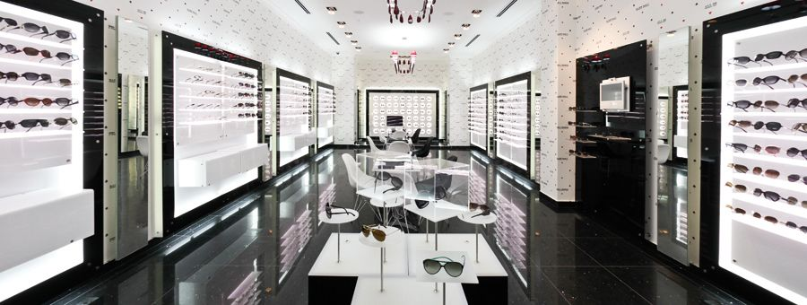 optical store displays - Google Search | L.O. | Pinterest ...