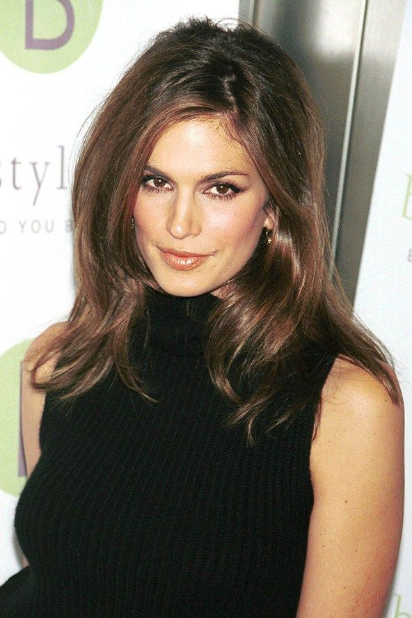 Terrific Cindy Crawford Hairstyle Hair Pinterest Colors Hair And Hairstyles For Men Maxibearus