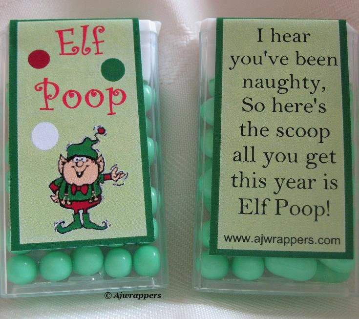 Elf Poopthis is hysterical Holiday ideas Pinterest Elves