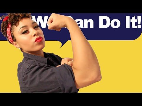 Halloween Costume Rosie The Riveter Get Ready With Me
