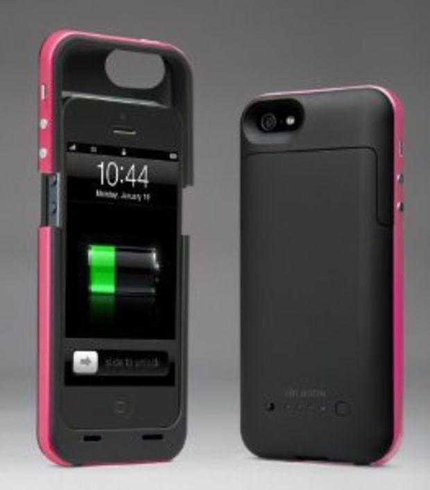 Amazon.com  i-Blason PowerPack iPhone 5 Rechargeable External ... 1b7372398
