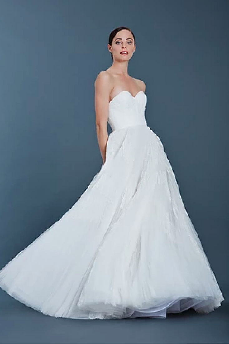J. Mendel Bridal - Wedding Dresses and Bridal Gowns - Belle Vie ...