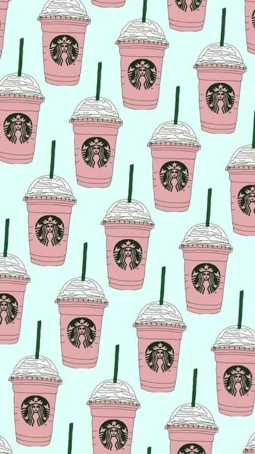 Starbucks | Starbucks wallpaper, Pretty wallpapers, Pretty ...