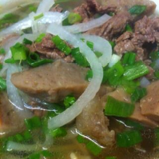 Pho Tai Nam Bo Vien | Gluttony | Beef, Pho, Food