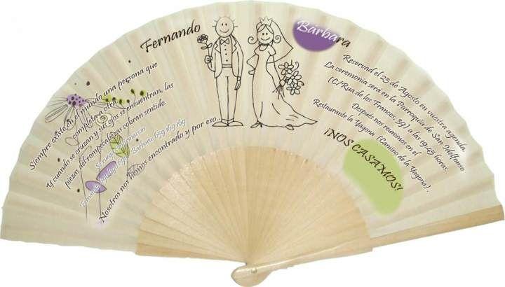 Invitaciones de boda ideas originales y no estándares Bodas - invitaciones para boda originales