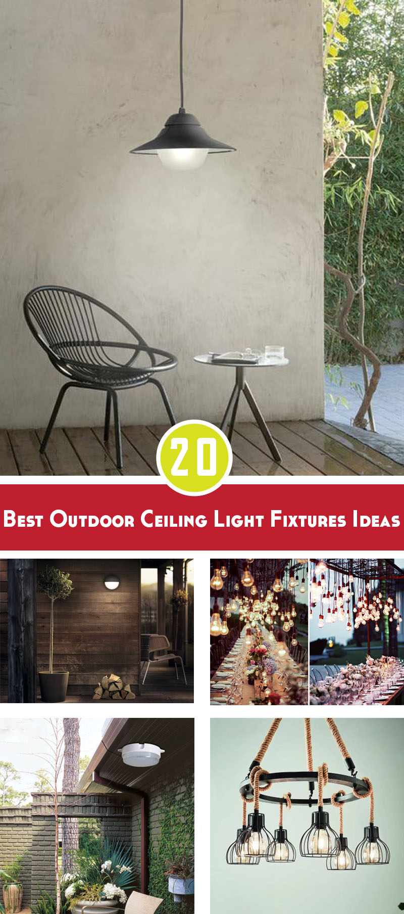 20 Outdoor Ceiling Light Fixtures That You Will Adore Interiorsherpa Outdoor Ceiling Lights Ceiling Lights Ceiling Light Fixtures