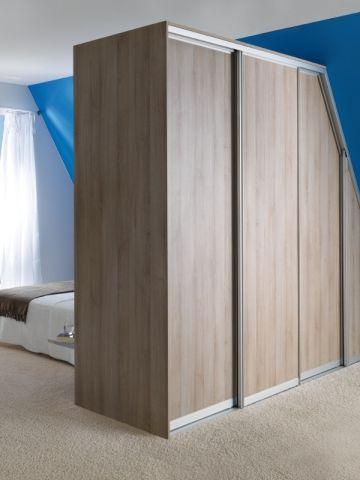 Dressing 10 mod les malins pour optimiser sa chambre dressing pinterest dressing for Separateur de chambre