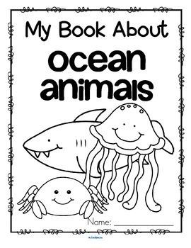 photo regarding Ocean Animals Printable identified as Ocean Pets Recreation Printables for Preschool and Pre-K