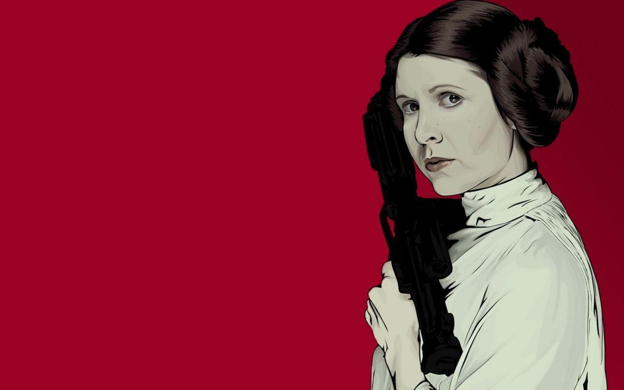 Thank You Princess Leia Star Wars Princess Leia Star Wars Wallpaper Leia Star Wars
