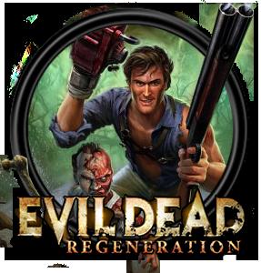 Evil Dead Regeneration Icon Evil Dead Regeneration Program Icon Evil