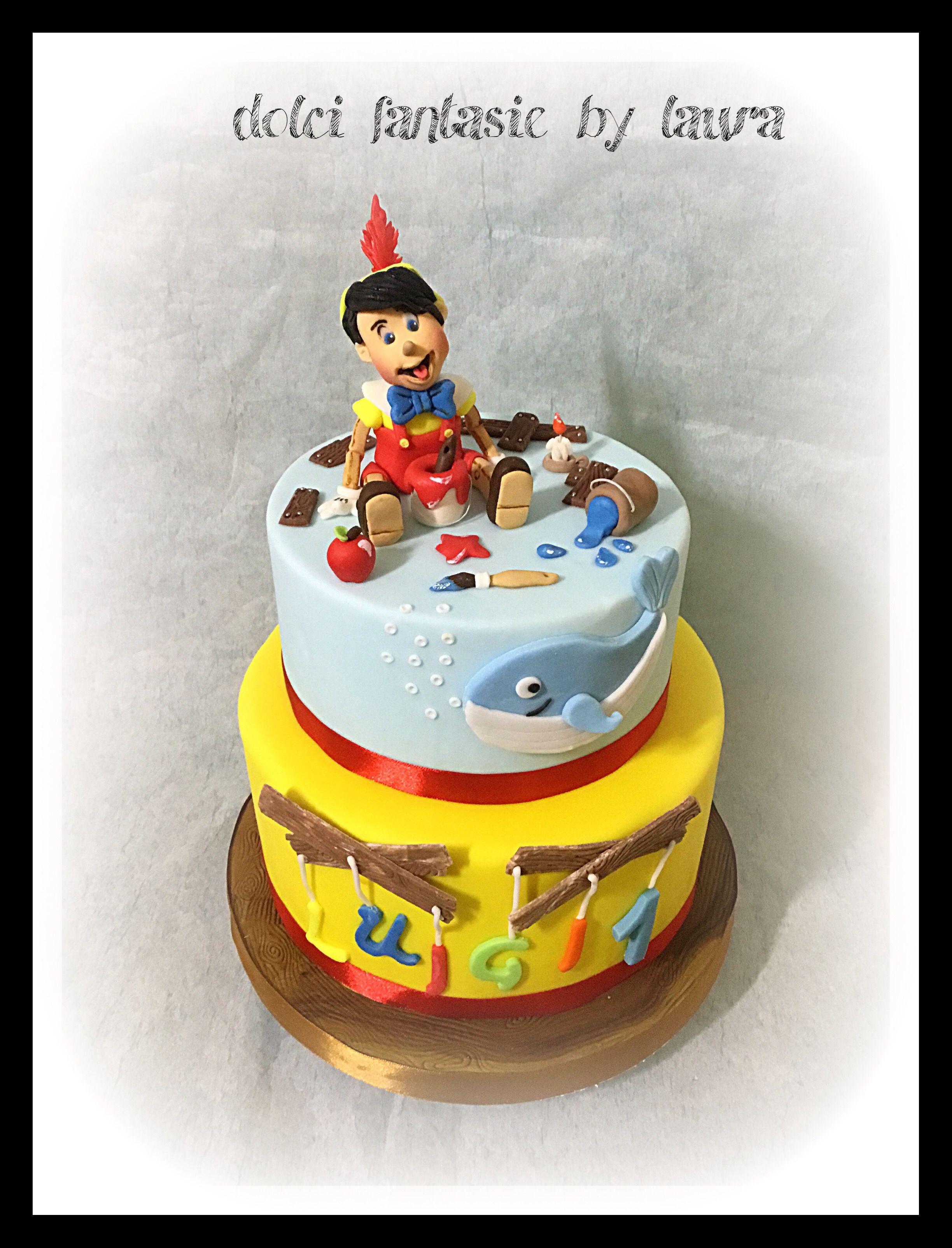 Torta Pinocchio