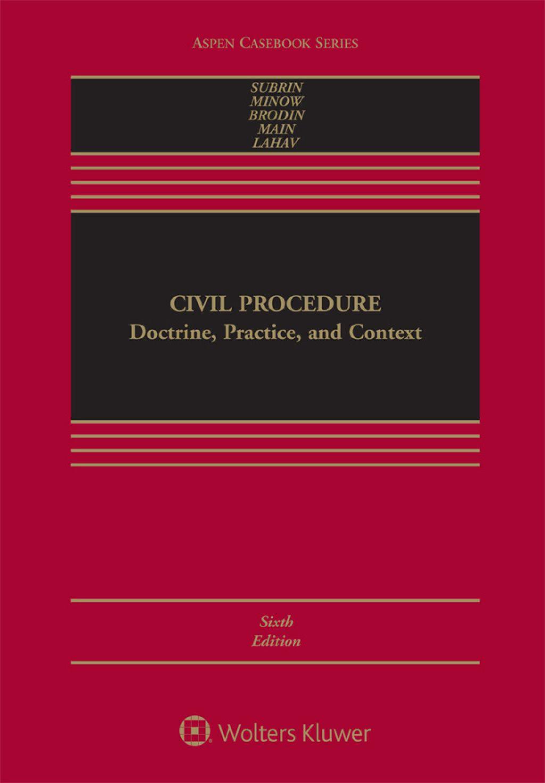 Civil Procedure Ebook In 2020 Law Books Ebook Pdf Ebooks