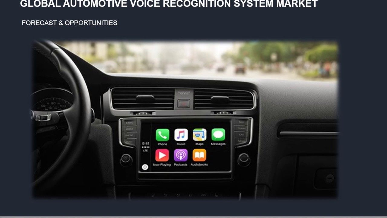 Automotive Voice Recognition System Market Size , Share