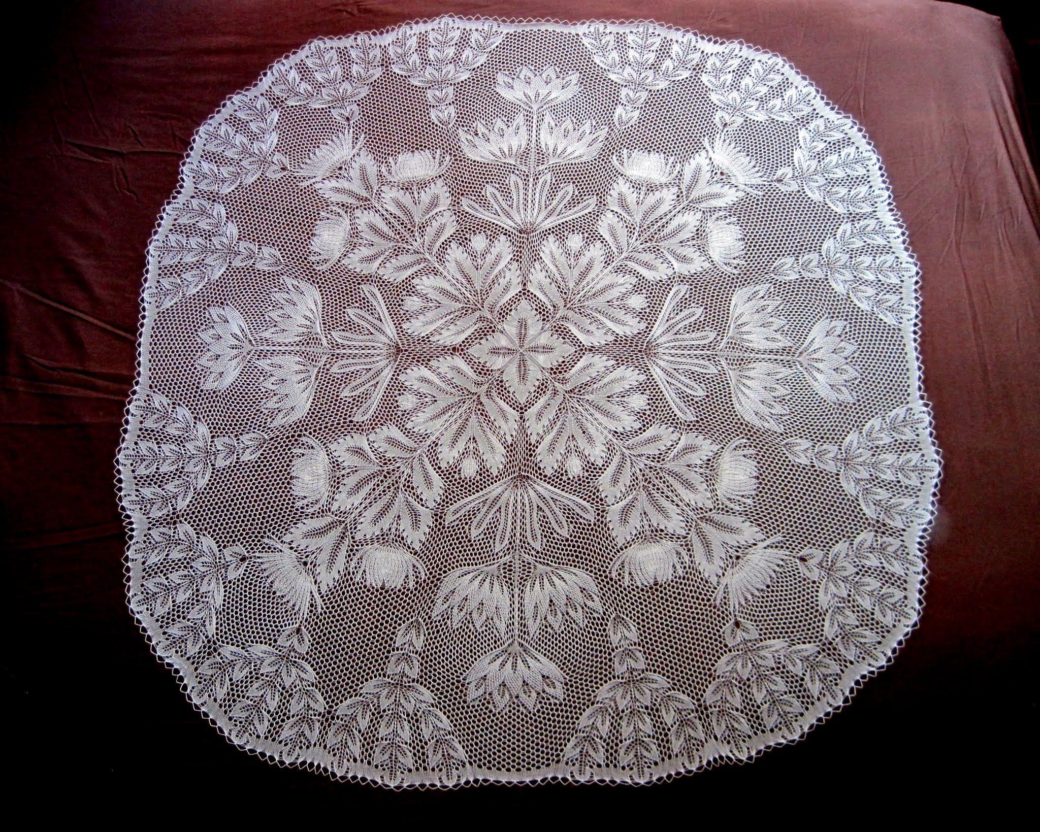 Roswitha, doily by Herbert Niebling. | Niebling | Pinterest | Crochet