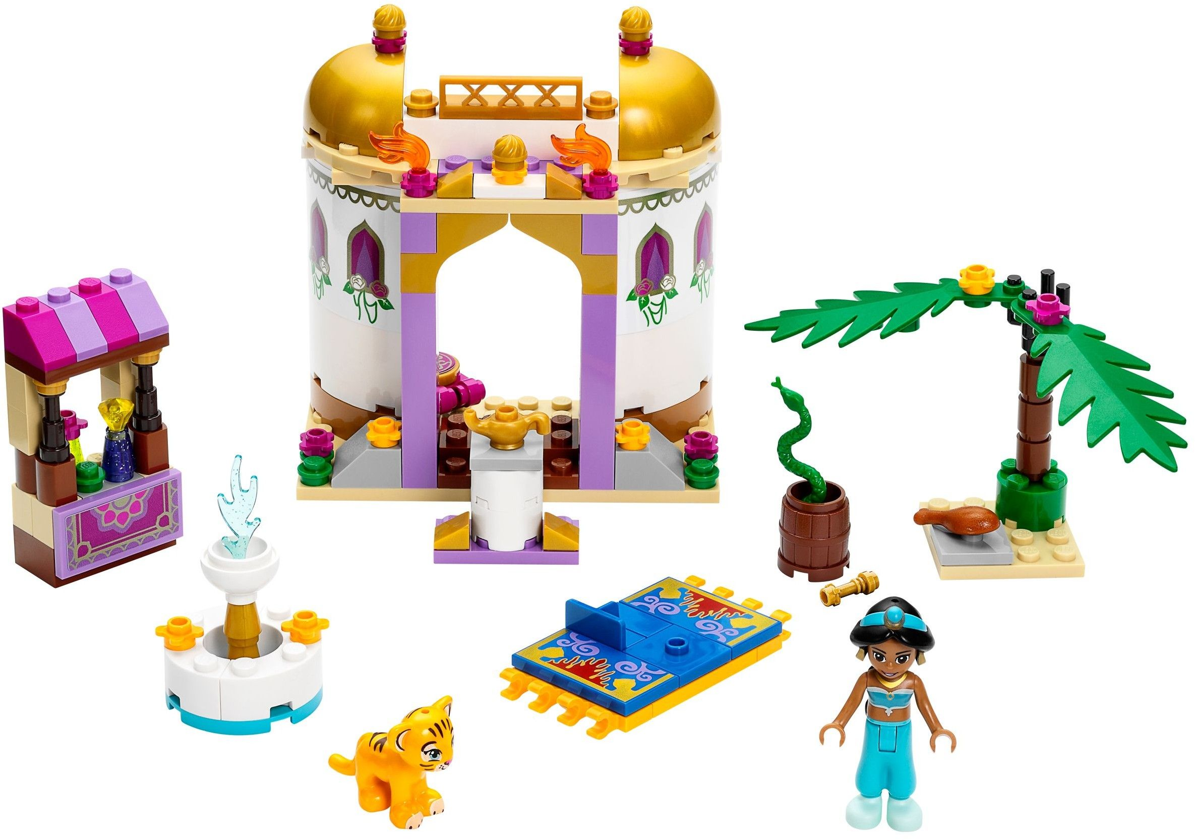 Sortilge 41145 Et Princess T Ppette Lego Disney Ariel Le yvmn0N8wO
