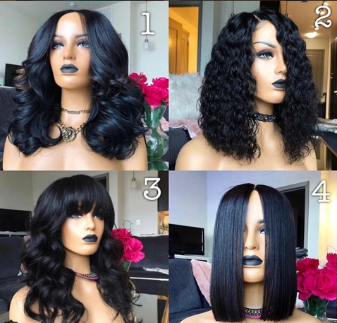 These Wigs By Houston Stylist Envydbyinvu Are Everything It S