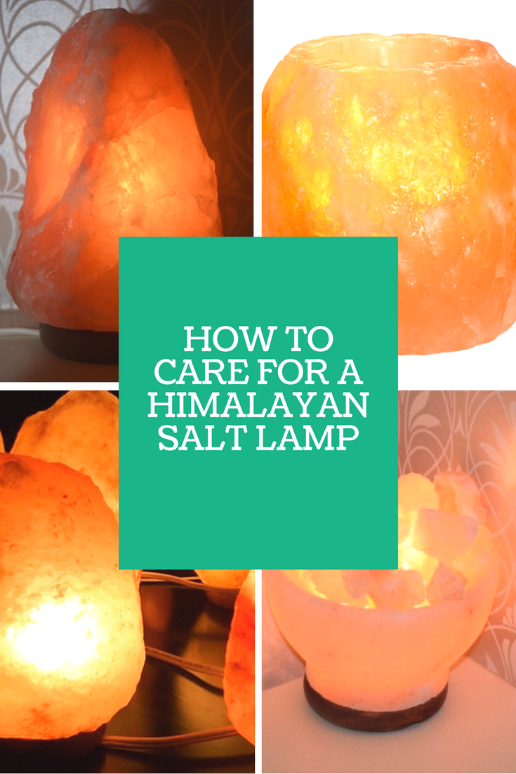 Salt Lamp Anxiety Custom A Himalayan Salt Lamp Is Great For Improving The Air Quality At Home Design Inspiration