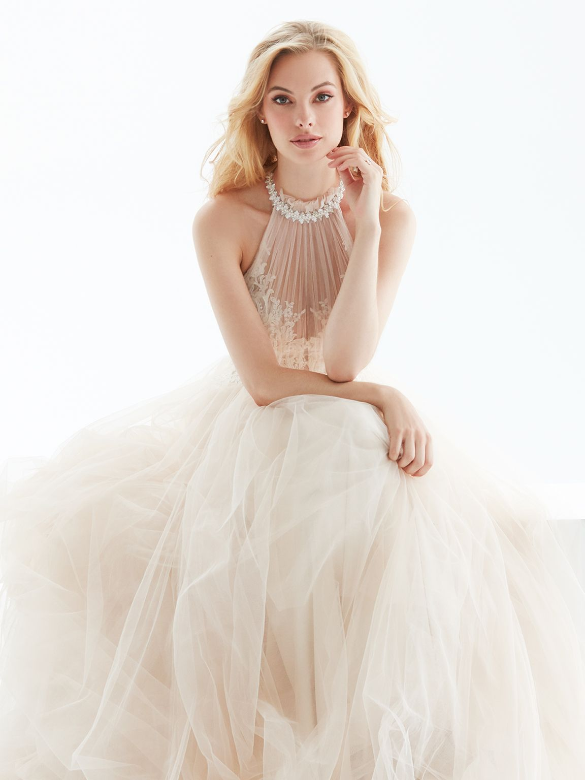 Allure Madison James MJ403 --- New York Bride & Groom {Charlotte ...