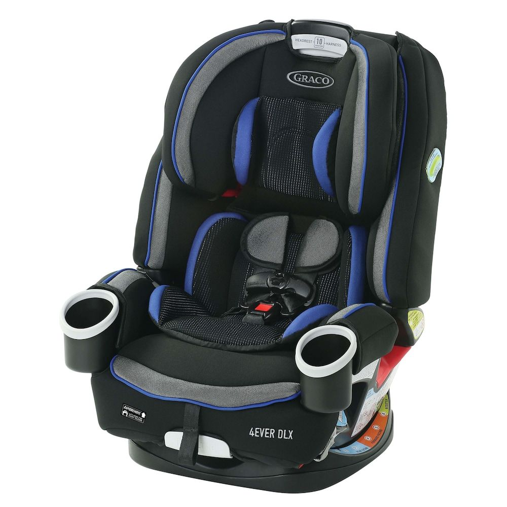 Graco 4Ever DLX 4-in-1 Convertible Car Seat | Baby car ...
