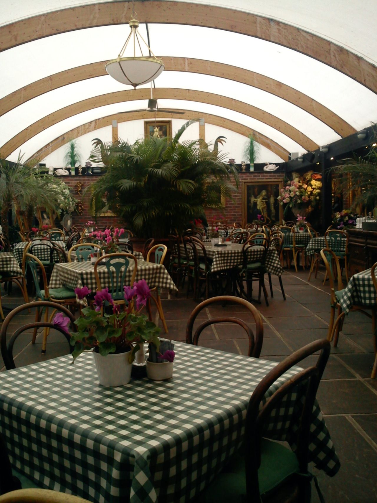 Denmans Garden Cafe, Fontwell, England | coffee bar shop business ...