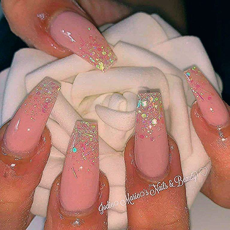 Photo of 50+ trendy glitter coffin nails style designs inspired you in fall season – ibaz